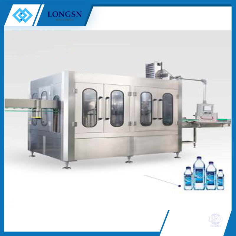 Automatic Bottle Filling Machine/Water bottling machine   - copy