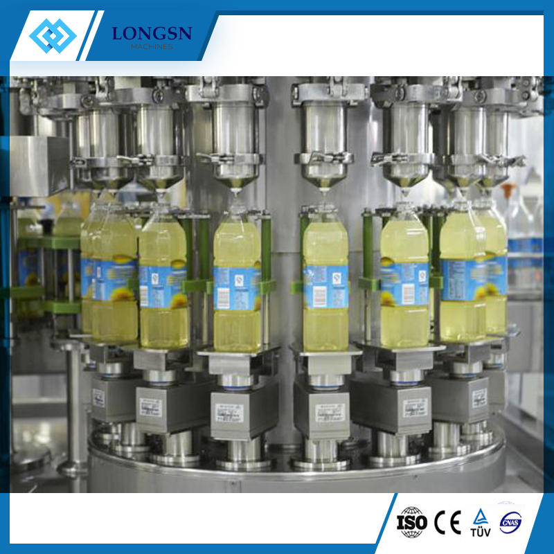 Automatic oil filling machine/oil packing machine